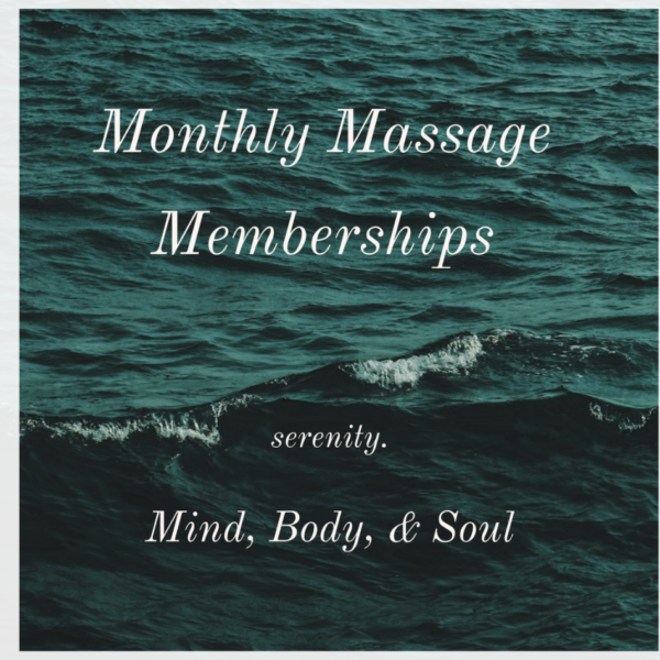 Mind, Body, and Soul Membership Package
