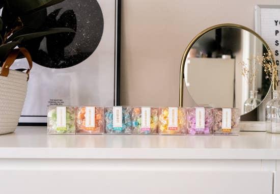 Bonblissity Lavender Luxury - Sweet Single Candy Scrub ...